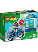 Конструктор LEGO Duplo 10900 Полицейский мотоцикл