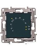 Терморегулятор Legrand Etika 672630 (антрацит)