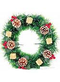 Рождественский венок Волшебная страна SYCB17-179