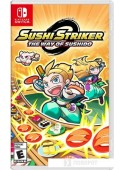 Игра Sushi Striker: The Way of Sushido для Nintendo Switch