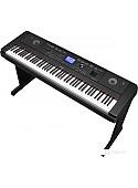 Цифровое пианино Yamaha DGX-660 (black)