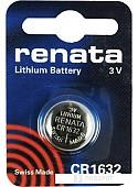 Батарейки Renata Lithium CR1632