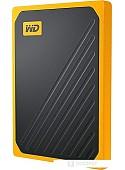 Внешний накопитель WD My Passport Go 500GB WDBMCG5000AYT