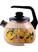 Чайник со свистком Appetite Citrus 4с209я
