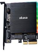 Адаптер Akasa AK-PCCM2P-03