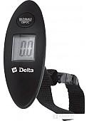 Кухонные весы Delta D-9100 (черный)
