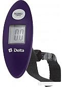 Кухонные весы Delta D-9100 (фиолетовый)