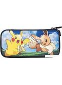 Чехол для приставки HORI Pokemon Let's Go Pikachu/Eevee NSW-133U