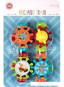 Развивающая игрушка Happy Baby Mechanix Train 330903
