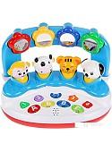 Интерактивная игрушка Умка Обучающая игрушка Стихи М. Дружининой B916010-R