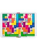 Мозаика/пазл WoodLand Toys Тетрис большой Цветные карандаши 065106