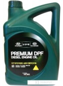 Моторное масло Hyundai/KIA Premium DPF Diesel 5W-30 6л (05200-00620)