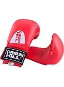 Перчатки для единоборств Green Hill Cobra KMС-6083 (M, красный)