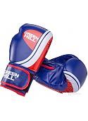 Перчатки для единоборств Green Hill Knockout BGK-2266 (10 oz, синий)