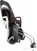 Велокресло Hamax Caress С2 (черный/белый/серый)