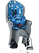 Велокресло Hamax Kiss Safety Package (синий)
