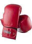 Перчатки для единоборств Novus LTB-16301 (14 oz, L/XL, красный)