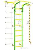 Детский спортивный комплекс Romana S6 Karusel 01.21.8.06.410.06.00-14 (зеленое яблоко)