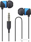 Наушники Maverick KM229 (черный/синий)