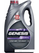 Моторное масло Лукойл Genesis Universal 10W-40 4л