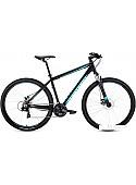 Велосипед Forward Apache 29 2.0 disc р.19 2020 (черный)