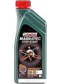 Моторное масло Castrol Magnatec Stop-Start 0W-30 D 1л