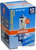 Галогенная лампа Osram H4 Allseason 1шт [64193ALS]