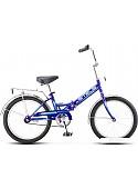 Велосипед Stels Pilot 310 20 Z011 (синий, 2018)