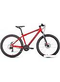 Велосипед Forward Apache 29 2.0 disc р.21 2020 (красный)