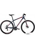 Велосипед Forward Apache 29 2.0 disc р.21 2020 (синий)