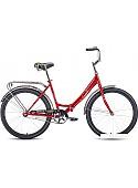 Велосипед Forward Sevilla 26 1.0 2020 (красный)