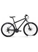 Велосипед Forward Sporting 27.5 3.0 disc р.17 2020 (черный)