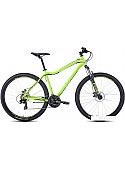 Велосипед Forward Sporting 29 2.0 disc р.21 2020 (зеленый)