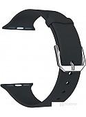 Ремешок Lyambda Alcor для Apple Watch 42-44 мм (черный)