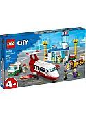 Конструктор LEGO City 60261 Городской аэропорт