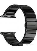 Ремешок Lyambda Canopus для Apple Watch 38-40 мм (черный)