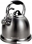 Чайник со свистком KELLI KL-4523