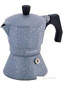 Гейзерная кофеварка Kamille KM 2516GR