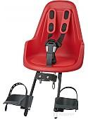 Велокресло Bobike One Mini (красный)
