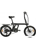 Электровелосипед Bear Bike Vienna (черный)