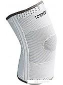 Суппорт колена Torres PRL11010S (серый)