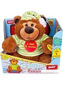 Музыкальная игрушка Fancy Медведь-сказочник MCHN01\M