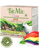 Стиральный порошок BioMio BIO-Color для цветного белья с экстрактом хлопка 1,5 кг