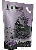 Наполнитель LindoCat Crystal Lavender 5 л