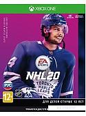 Игра NHL 20 для Xbox One