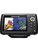 Эхолот-картплоттер Humminbird Helix 5 Chirp GPS G2