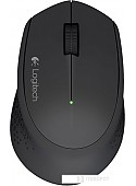 Мышь Logitech Wireless Mouse M280 Black (910-004291)