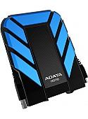 Внешний жесткий диск A-Data DashDrive Durable HD710 1TB Blue (AHD710-1TU3-CBL)